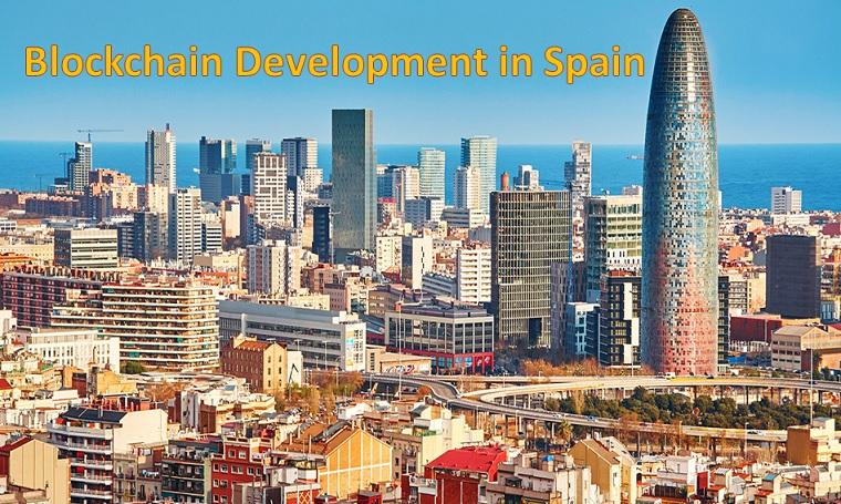 blockchain development company in Spain