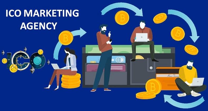 ICO marketing services,