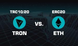 TRC10 TRC20 Tron Token Development