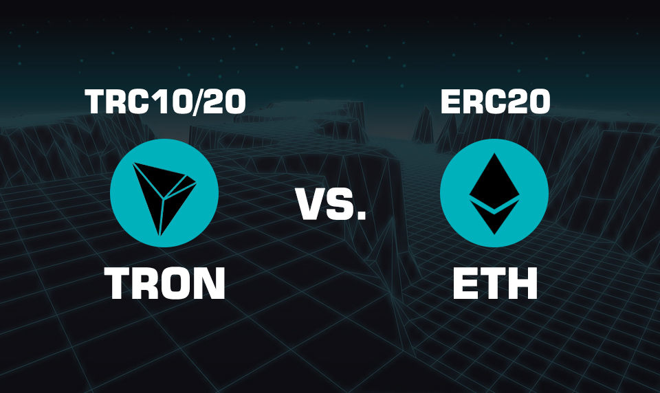 TRC10 TRC20 Tron Token Development